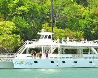Catamaran Tour: Nature Or Sunset