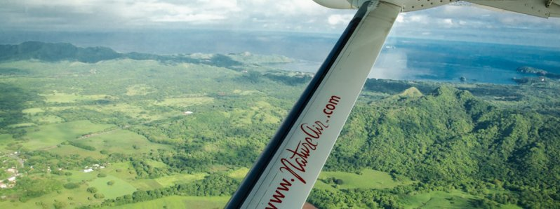 New 30-minutes internal flight to Limón