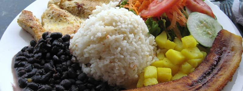 "Costa Rica Food: The Traditional ""Casado"" and More Typical Dishes & Recipes"