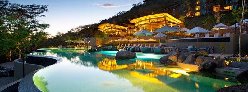Hyatt opened Andaz Hotel in Papagayo Guanacaste Costa Rica