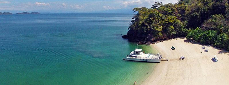 Costa Rica Family Vacations: Tortuga Island tour
