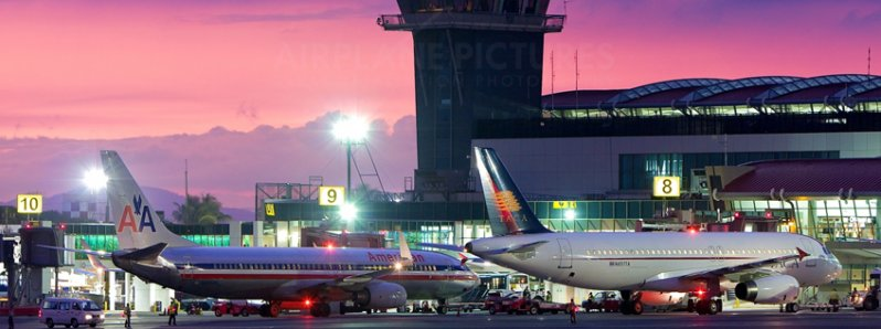 Costa Rica airports: New direct flight will start in April